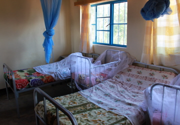 Maternity Ward in Kibali Clinic